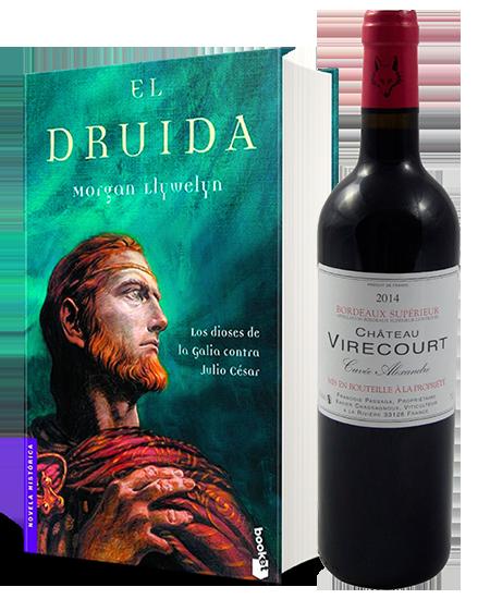 El druida + Château Virecourt Cuvée Alexandre