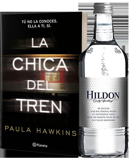 La chica del tren + Hildon con gas