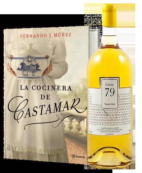 La cocinera de Castamar + Cuvée 79