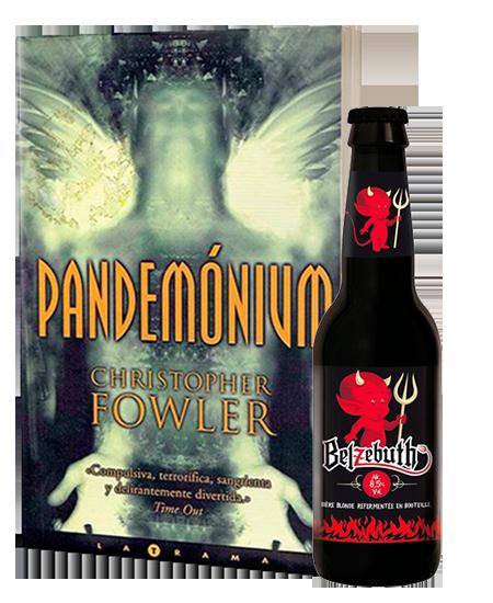 Pandemónium + Belzebuth Blonde 8,5