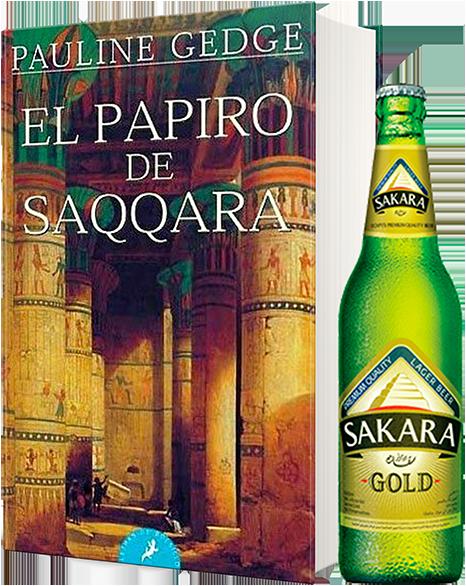 El papiro de Saqqara + Sakara Gold
